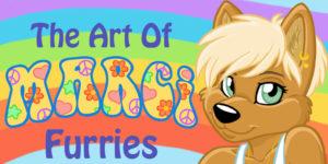 The Art of Marci's Furries