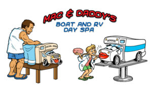 Promotional materials - Client: Mac & Daddy's