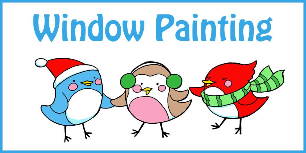 Window Painting Portfolio