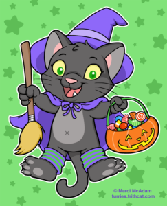 Witchcatmagnet
